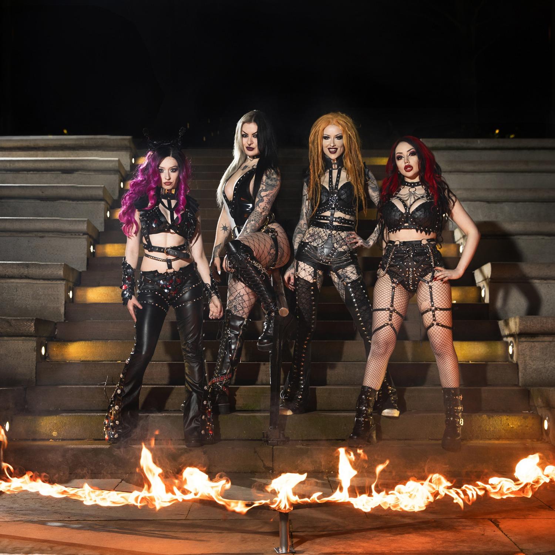 Pyrohex Girls