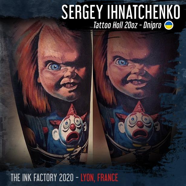 Convention Internationale De Tatouages A Lyon The Ink Factory
